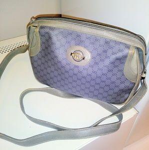 Silver Gucci shoulder bag